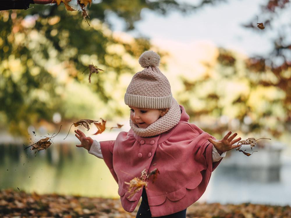 montreal mini seance lifestyle automne famille